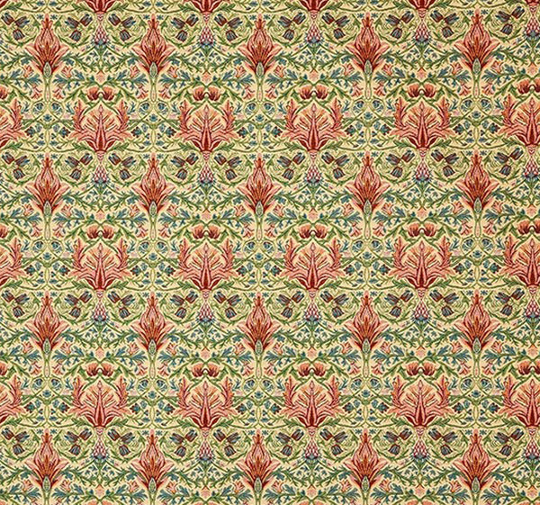 William Morris Snakeshead Tapestry Fabric