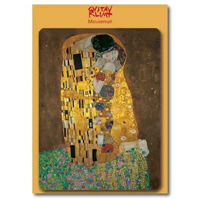 Gustav Klimt The Kiss Mouse Mat