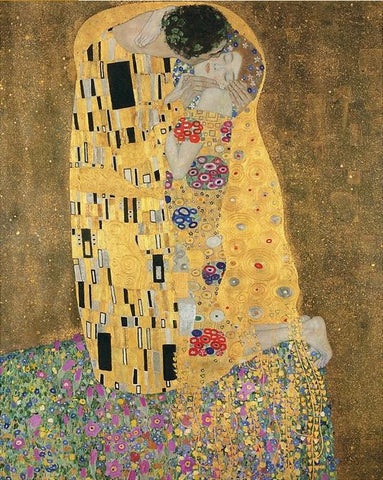 Gustav Klimt The Kiss Jigsaw Puzzle 1000 Pieces