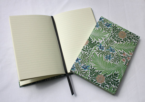 Larkspur Hardback A5 Notebook