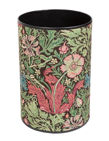 William Morris Compton Tapestry Waste Bin