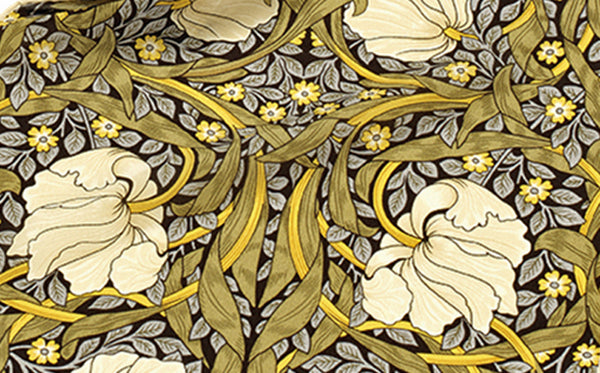 William Morris Pimpernel Silk Scarf