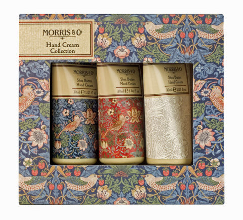 <p>From Heathcote & Ivory as part of the Morris & Co. Home Fragrance Collection.</p>