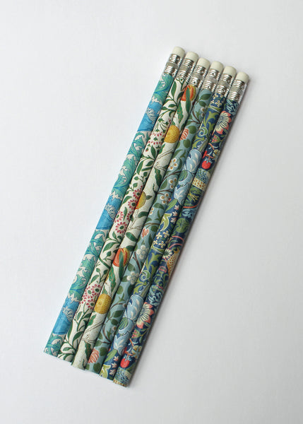V & A Morris and Co. Pencil Set