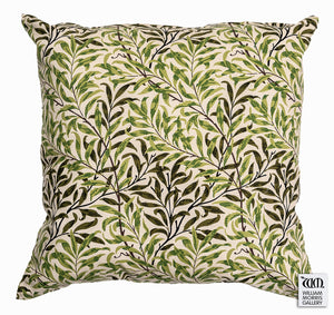 William Morris Gallery Willow Boughs Cushion Cover