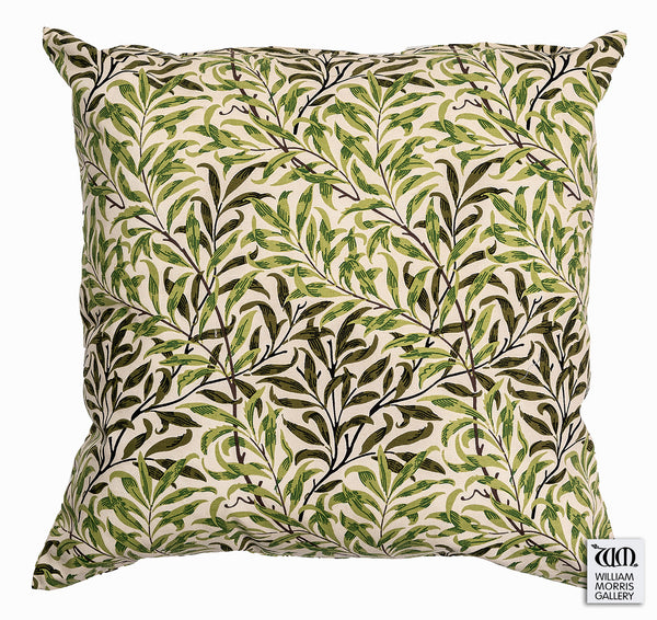 William Morris Gallery Willow Boughs Cushion