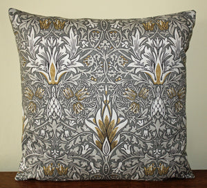 William Morris Snakeshead Cushion