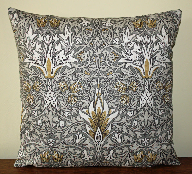 William Morris Snakeshead Cushion Cover