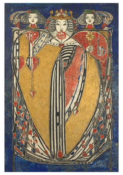 Boxed Set of 20 Note Cards of Margaret MacDonald The Queens