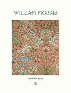 William Morris Colouring Book