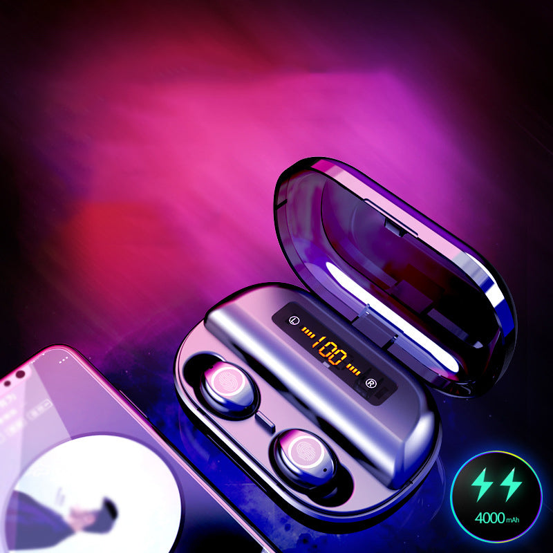 (Free Shipping)The Strongest True Touch Control Wireless Earbuds
