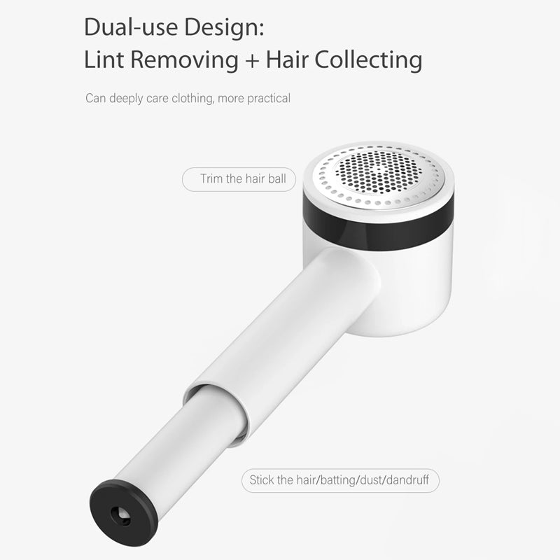 (Free Shipping)Rechargeable household hair ball trimmer