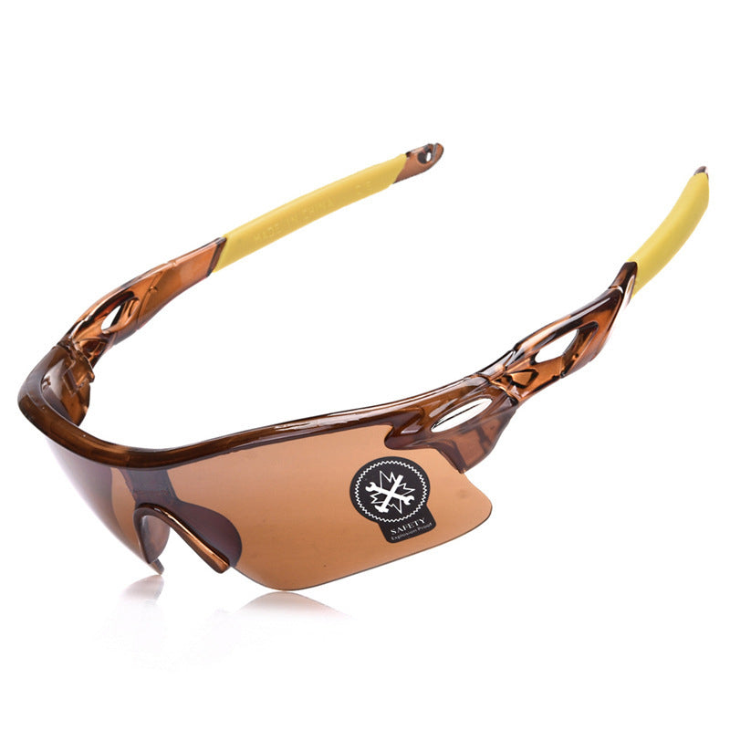 Outdoor UV400 wind proof cycling glasses