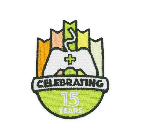 15 Year Patch