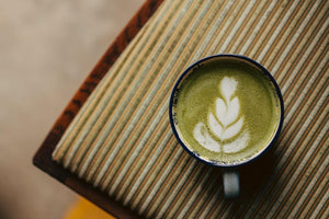 Matcha Latte (Hot & Iced)