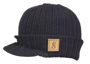 No. 287 Jeep Beanie with bill.