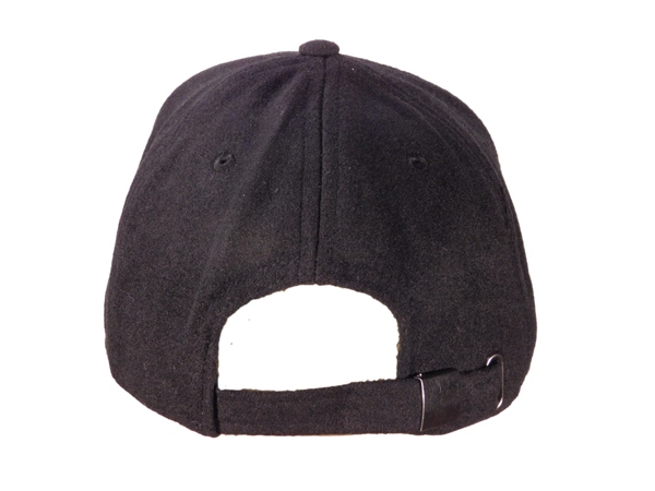 No. 301 Melton Wool Hat with felt logo.