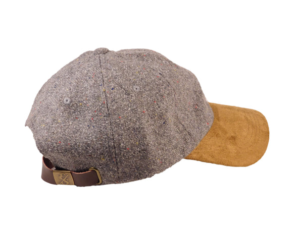 No. 330 Ultralight Speckled Tweed Light Grey