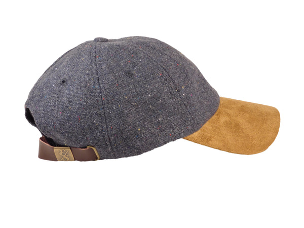 No. 331 Ultralight Speckled Tweed Slate