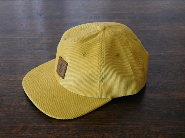 353 Butterscotch Corduroy Dad Hat