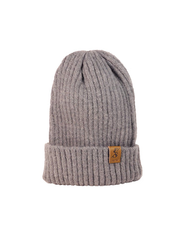 No. 363 The Classic Beanie (Grey)