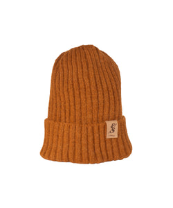 No. 360 The Classic Beanie (Rust)
