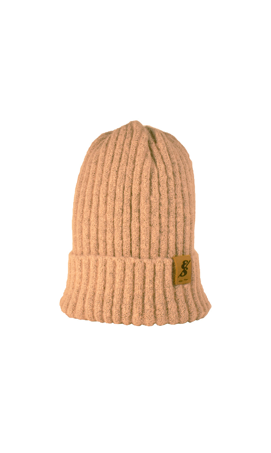 No. 362 The Classic Beanie In Champagne Pink