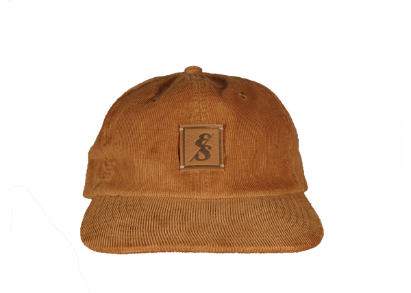 No. 308 Corduroy Dad Hat Brown