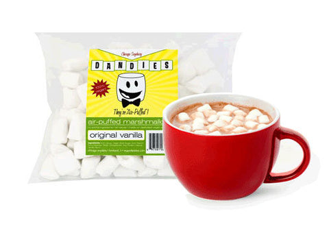 Air-Puffed Vegan Marshmallows