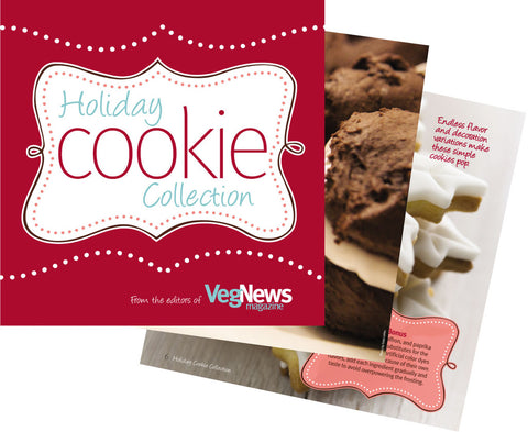 VegNews Holiday Cookie Collection (e-cookbook)