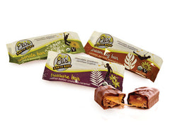 Vegan Candy Bars by Sjaak's