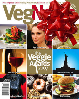 The VegNews Veggie Award Collection