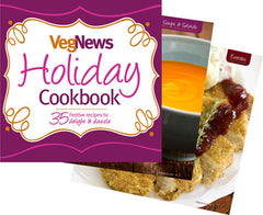 VegNews Holiday eCookbook
