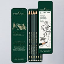 Black Lead Pencil Set - Make It Vegan