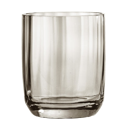 Bloomingville Drikkeglass brunt glass - Annas Rom
