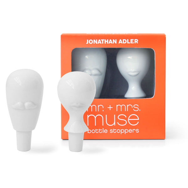Jonathan Adler Mr & Mrs Muse Stopper - Annas Rom