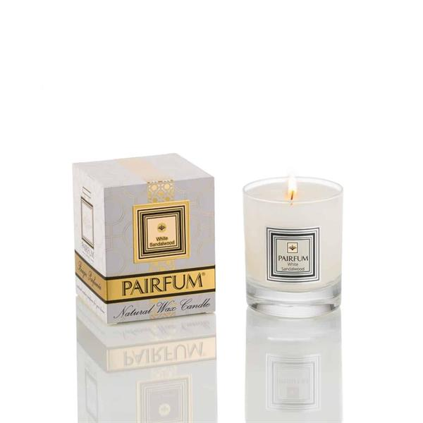 Pairfum london white sandalwood duftlys 140g - Annas Rom