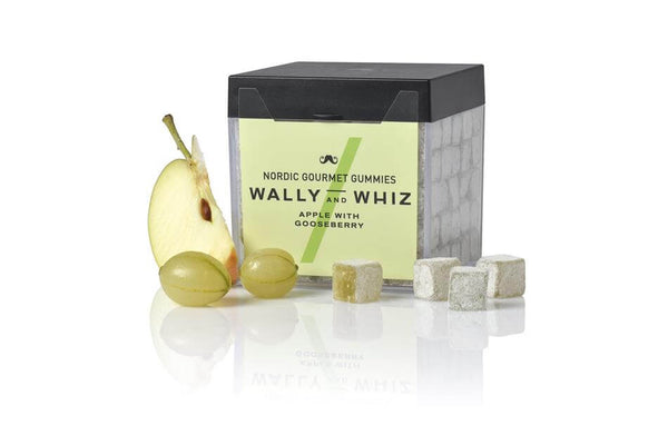Wally and Whiz Apple with Gooseberry - Annas Rom