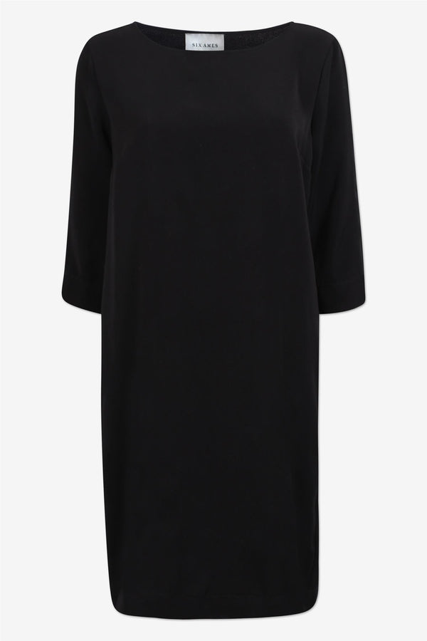 Six Ames Rachel dress black