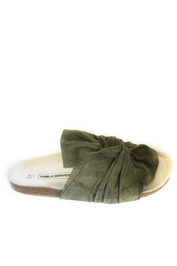 Publicservice Aimee Sandal Army green