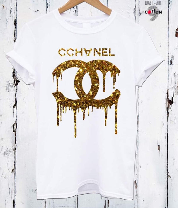 Tee Golden Dust Chanel