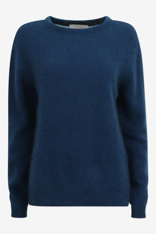 Six Ames Joie sweater legion blue