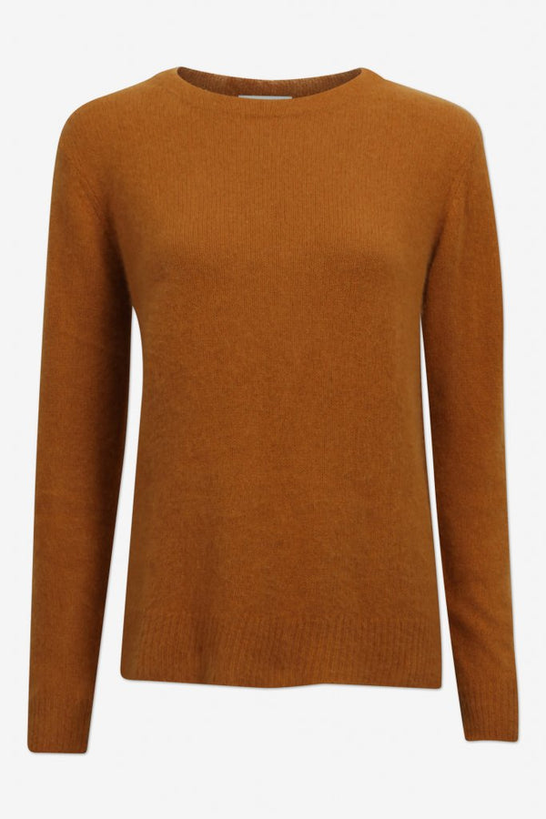Six Ames Joie sweater Cathay spice