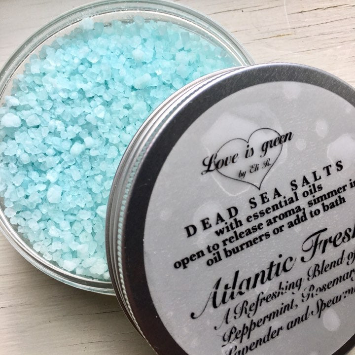Dead Sea Salt Atlantic Fresh - Annas Rom