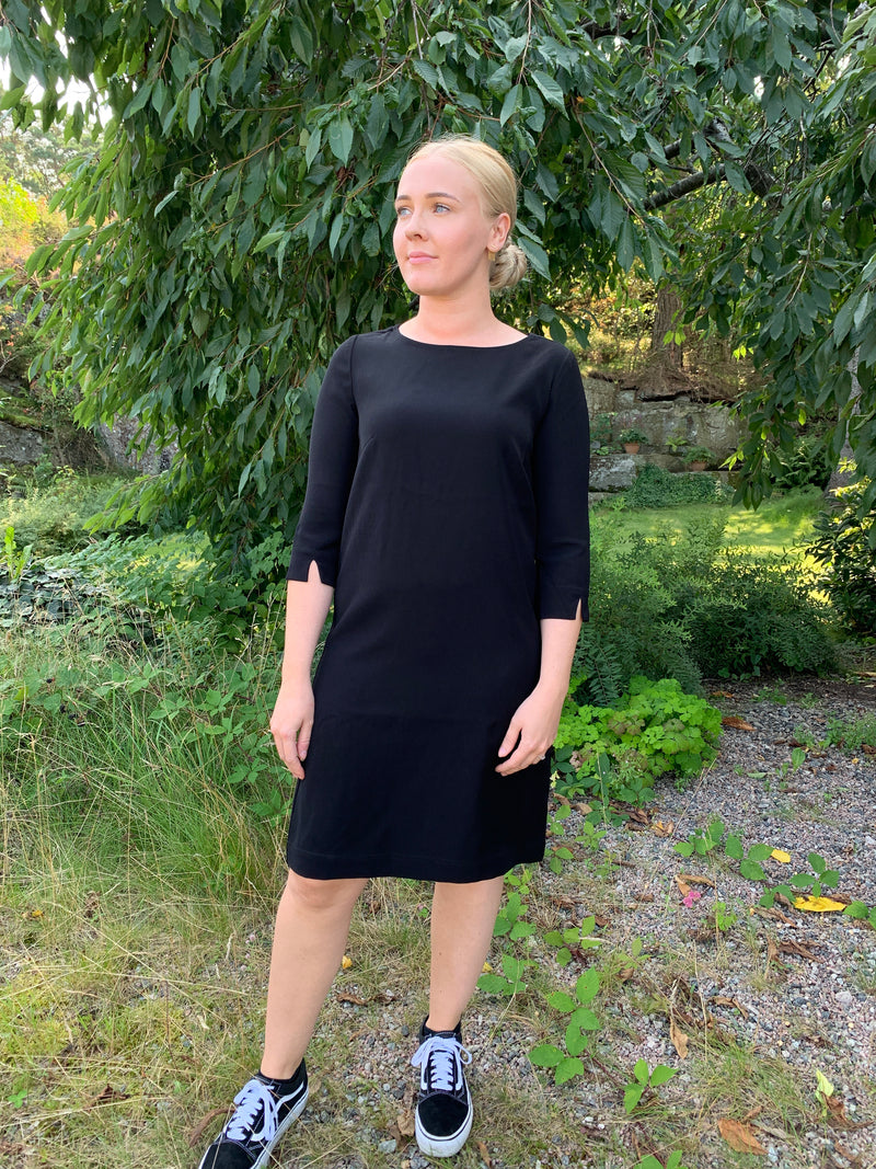 Six Ames Rachel dress black - Annas Rom