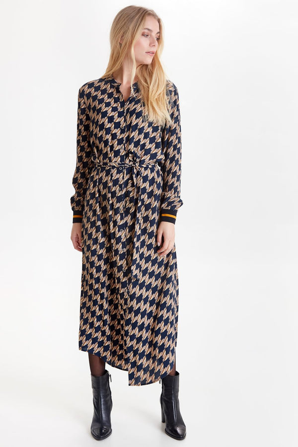 Pulz Jeans Genevieve L/S Dress