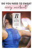 Do You Need To Sweat Every Workout? By Personal Trainer and Registered Dietician Baraa El Sabbagh