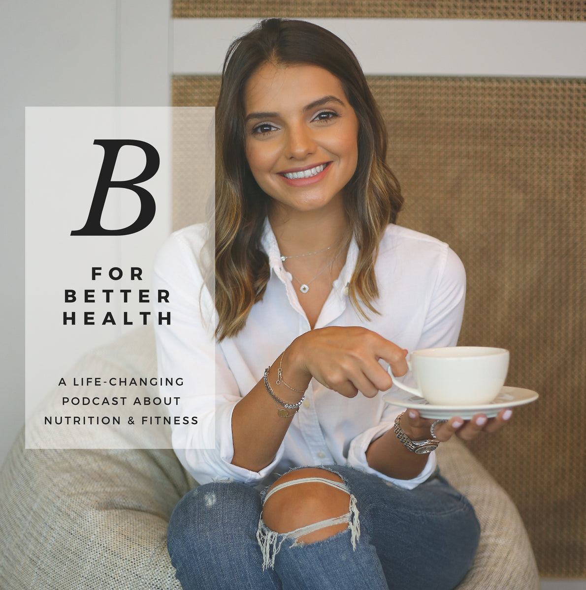 Baraa El Sabbagh, B for Better Health Podcast by Nutritionist, Dietitian and Personal Trainer