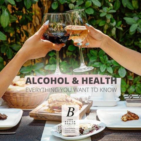 Cheat Sheet On All Things Alcohol& Health By Baraa El Sabbagh, Personal Trainer and Sports Nutritionist in Dubai