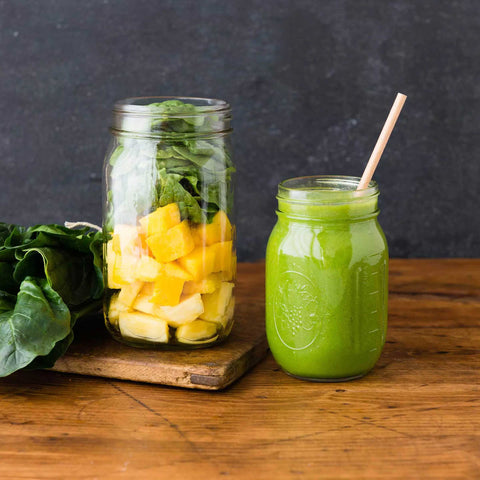 healthy smoothie as healthy food swaps by baraa el sabbagh dietitian, personal trainer and sports nutritionist in dubai